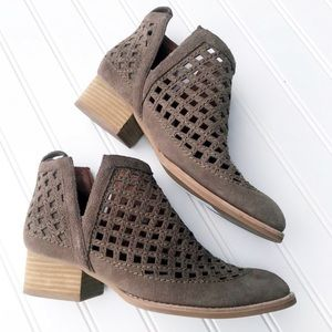 Jeffrey Campbell Cutout Booties